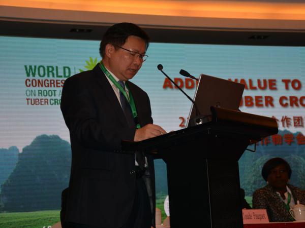 21世纪全球木薯合作团队第3次会议暨国际块根类作物学会第17次会议在南宁隆重召开